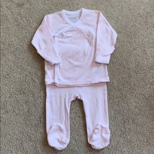 Ralph Lauren baby girl 2 piece set, 6 months
